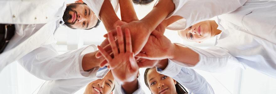 Mutuelle santé collective